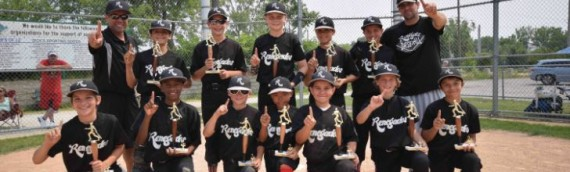 Renegades 11u team takes 2nd place in LZBA Tourney